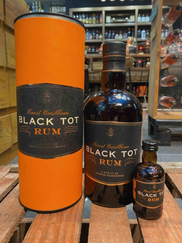 Black Tot Rum